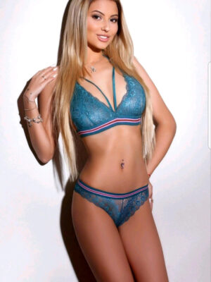 Celine Hot Young Blonde Slim and Slender Model 34B Gloucester Road Escort in London