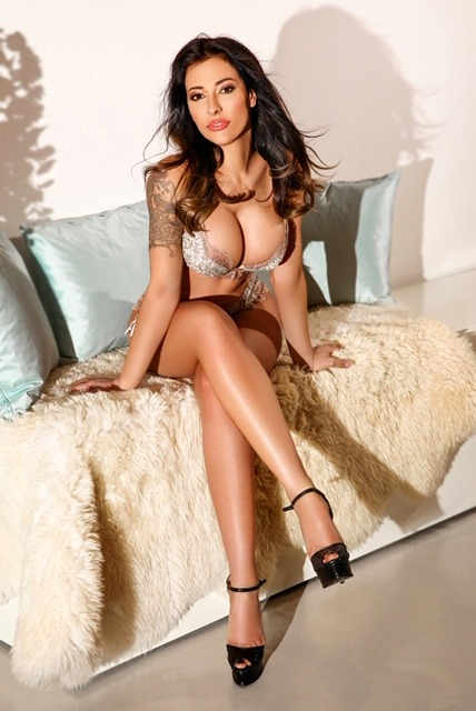 Antonia South Kensington Escort in London