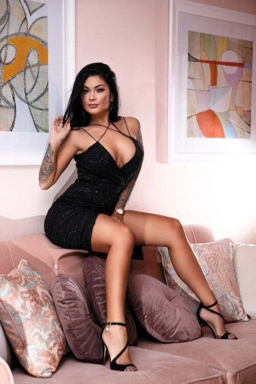 Escorts in Edgware Road London Ericka