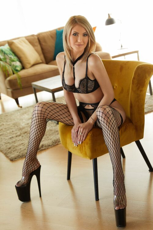 Marylebone London Escort Isabella